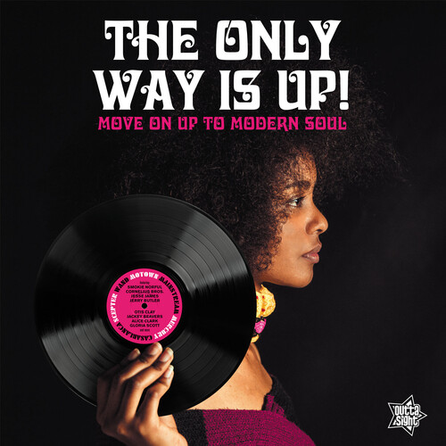 Only Way Is Up [Import]