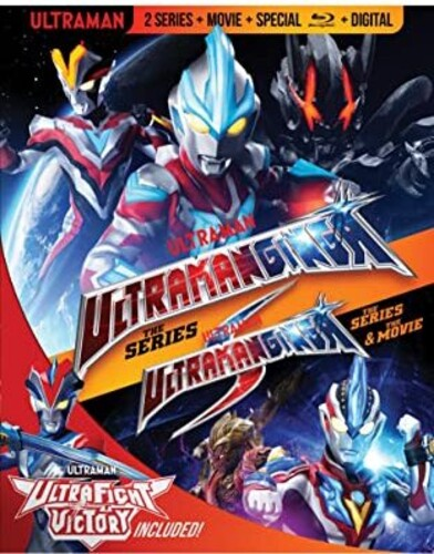 Ultraman Ginga/ Ginga S + Ultra Fight Victory - Series And Movie