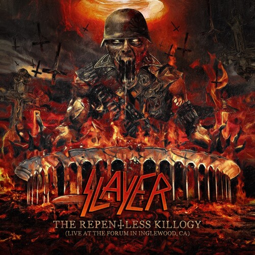 Slayer - The Repentless Killogy (Live at The Forum in Inglewood, CA) [Picture Disc 2LP]
