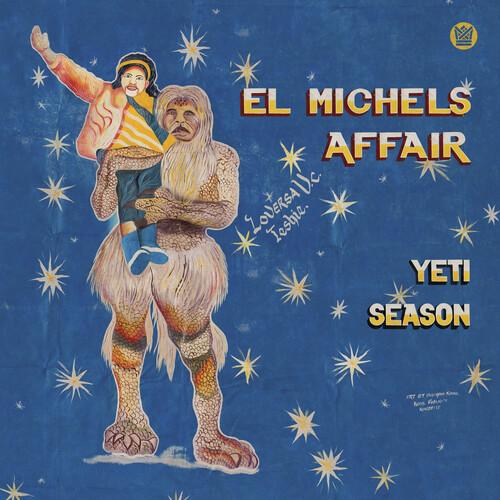 El Michaels Affair - Yeti Season [Indie Exclusive] (Clear Blue Vinyl) (Blue) [Clear Vinyl]