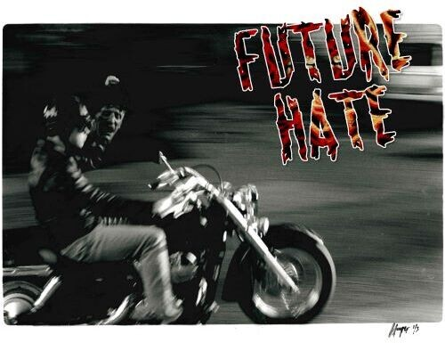 Nomatrix/Future Hate - Split [Limited Edition] (Red)