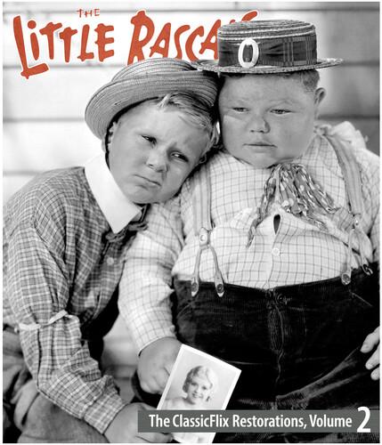 The Little Rascals: The ClassicFlix Restorations, Volume 2