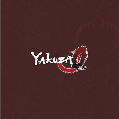 Yakuza 0 / O.S.T. (Blue) (Colv) (Grn) (Ogv) - Yakuza 0 / O.S.T. (Blue) [Colored Vinyl] (Grn) [180 Gram]