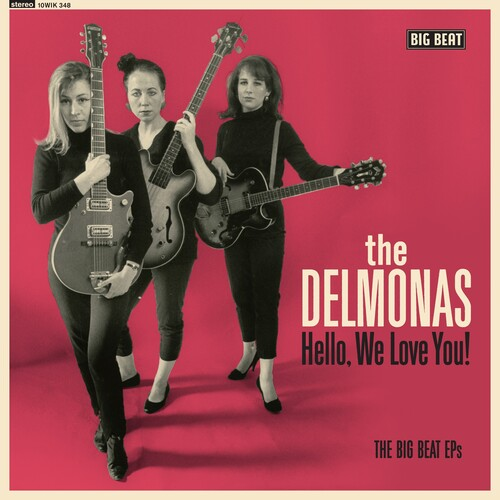 Hello, We Love You! The Big Beat EPs (10-inch Vinyl) [Import]