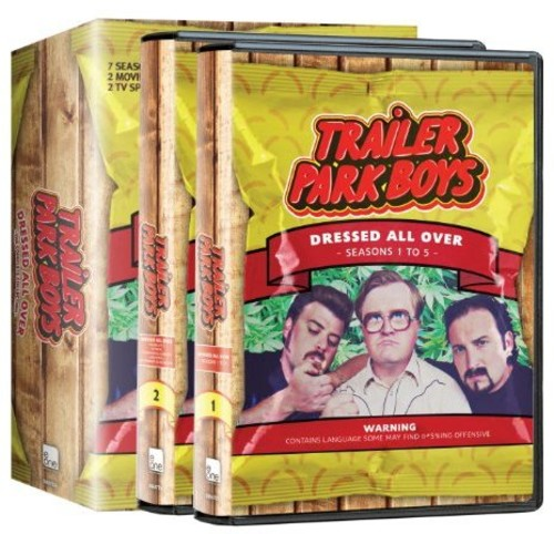 Trailer Park Boys: Dressed All Over - Complete Collection [Import]