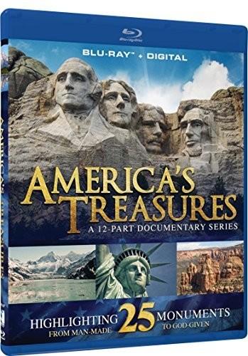 America's Treasures - 12 Part National Monument Documentary