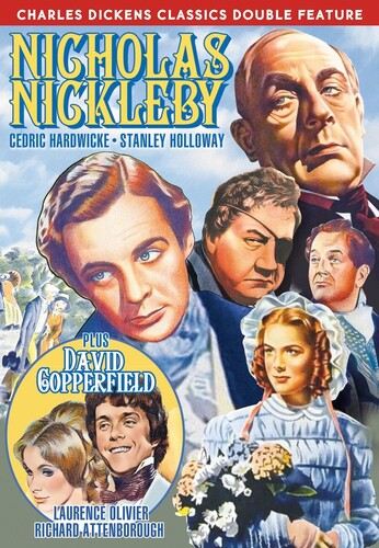 Nicholas Nickleby (1947)/ David Copperfield (1969)