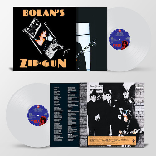 Trex - Bolan's Zip Gun [Clear Vinyl]