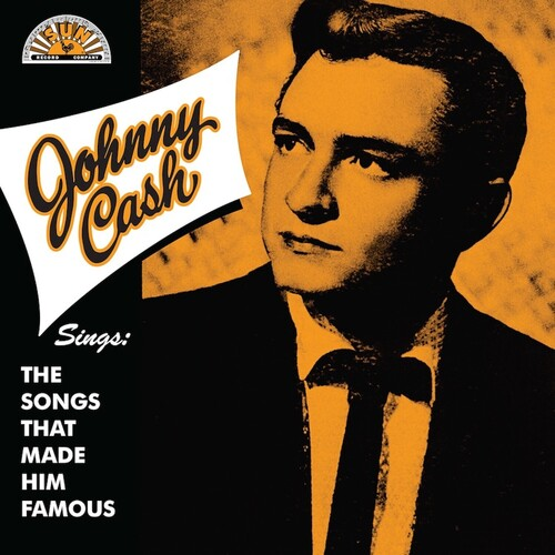 Johnny Cash - Sings The Songs That Made Him Famous [Indie Exclusive Limited Edition Yellow LP]