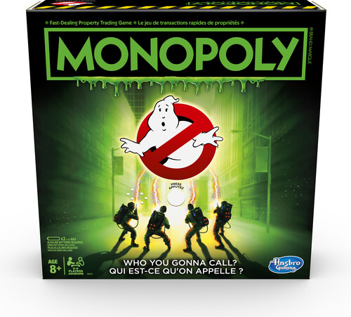 Monopoly - Hasbro Gaming - Monopoly Ghostbusters