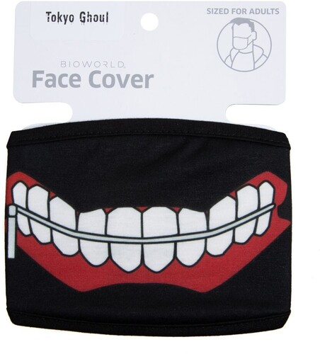 TOKYO GHOUL ADJUSTABLE FACE COVER