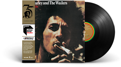 Bob Marley & The Wailers - Catch A Fire: Half-Speed Mastering [LP]