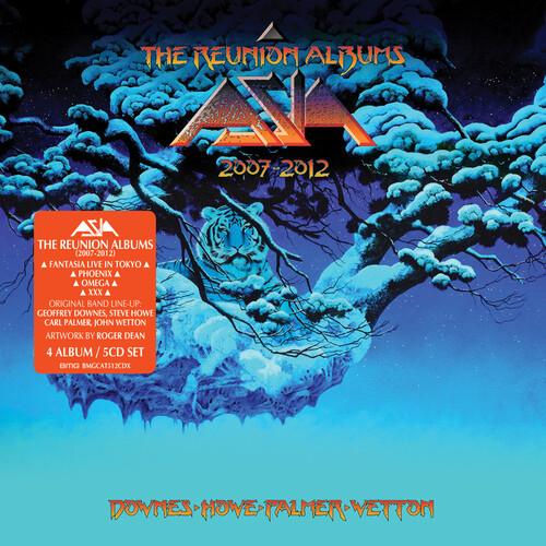 The Reunion Albums: 2007-2012