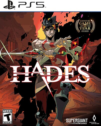 Hades for PlayStation 5