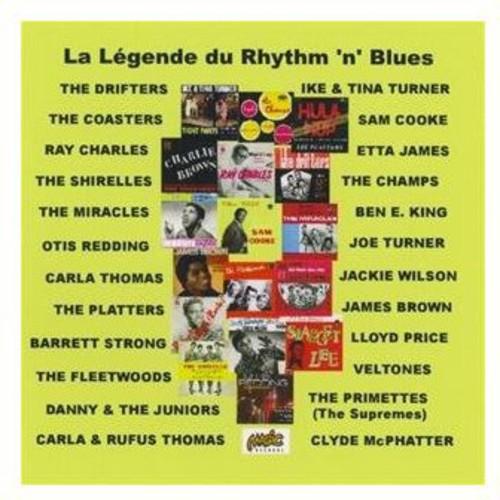 La Legende Du Rythn'n Blues [Import]