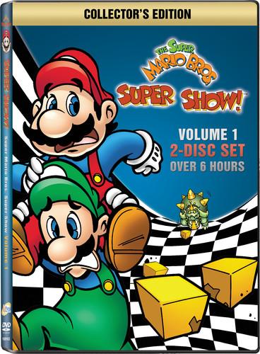 The Super Mario Bros Super Show! Volume 1