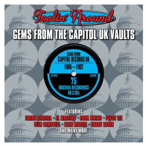 Foolin Around: Gems Form Capitol UK Vaults /  Various [Import]