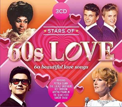 Stars Of 60s Love /  Various [Import]