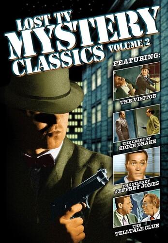 Lost TV Mystery Classics, Vol. 2