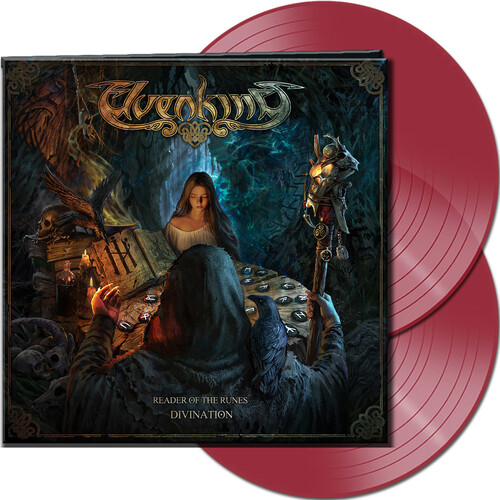 Reader Of The Rules-divination (Red Vinyl)