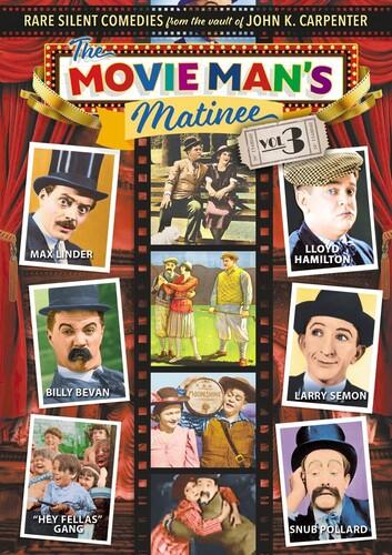 The Movie Man's Matinee Volume 3