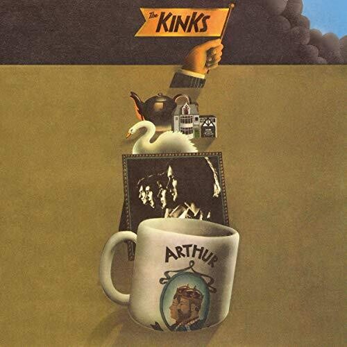 The Kinks - Arthur Or The Decline And Fall Of The British