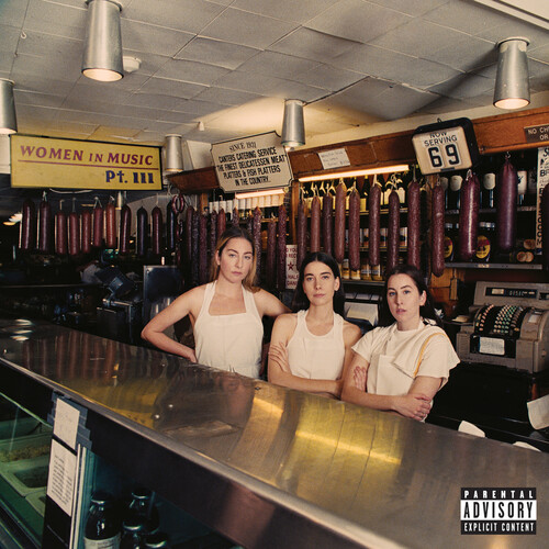 HAIM - Women In Music Pt. III