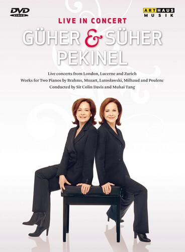 Guher & Suher Pekinel: Live in Concert