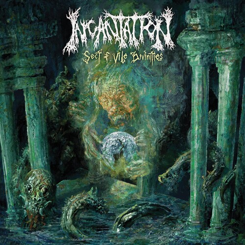 Incantation - Sect Of Vile Divinities [LP]
