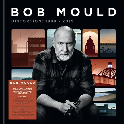 Bob Mould - Distortion: 1989-2019 [24CD Box Set]