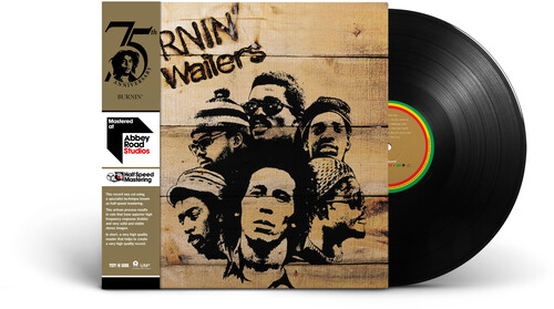Bob Marley & The Wailers - Burnin': Half-Speed Mastering [LP]