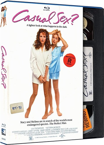 Casual Sex? (Retro VHS Packaging)
