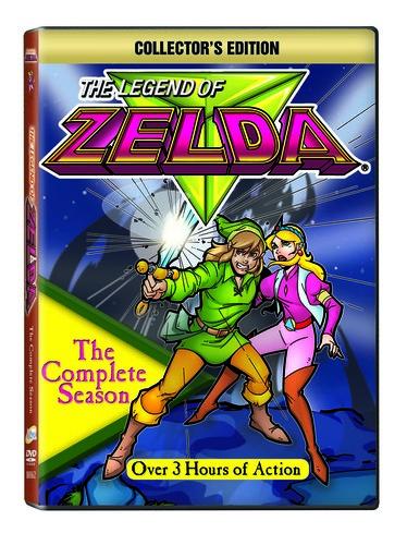 The Adventures Of Zelda: Complete Season