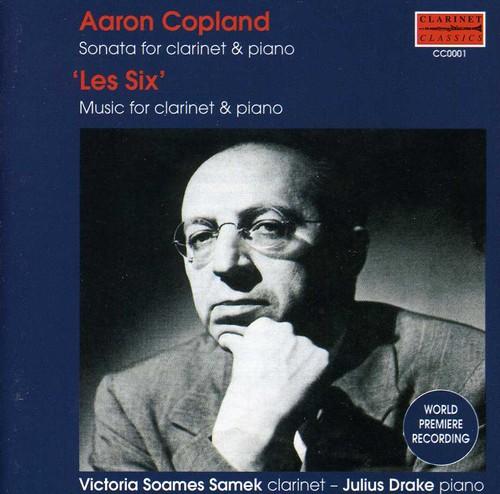 Copland Sonata /  Les Six