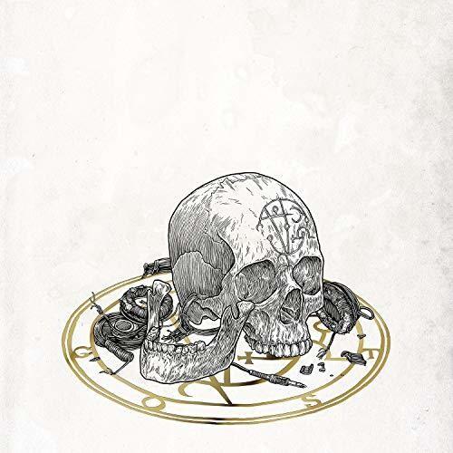 Gost - Skull 2019 (Transparent Green LP)