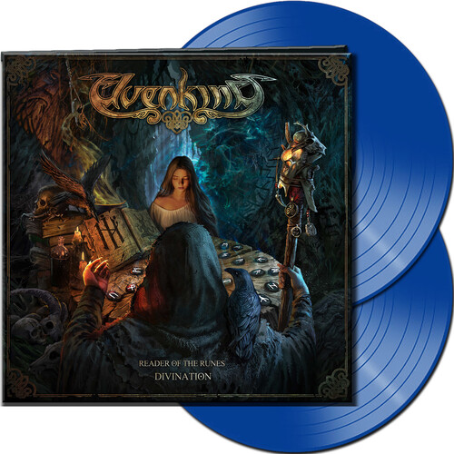 Reader Of The Rules-divination (blue Vinyl)
