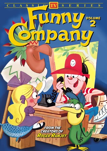 The Funny Company Volume 2