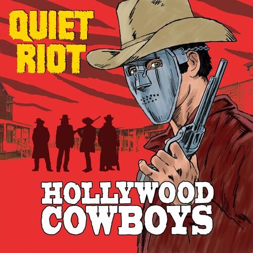 Quiet Riot - Hollywood Cowboys [LP]