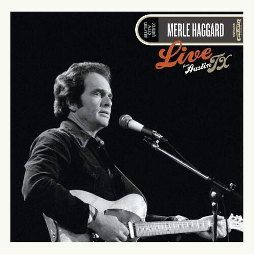 Merle Haggard - Live From Austin, TX '78 [LP]