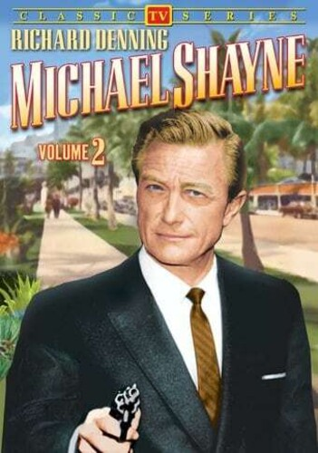 Michael Shayne Volume 2
