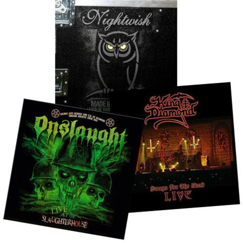 Metal: Live At... Part 2