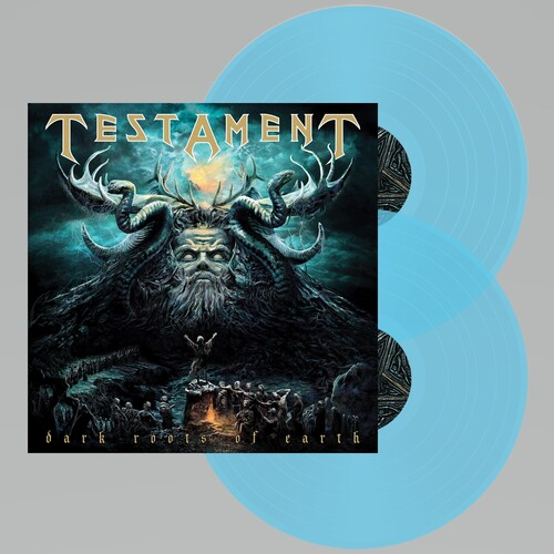 Testament - Dark Roots Of Earth [Electric Blue 2LP]