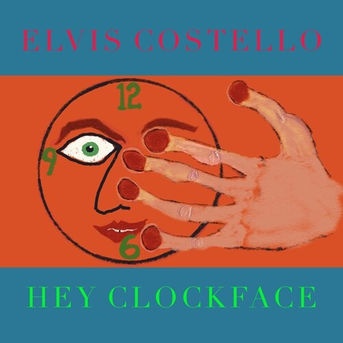 Elvis Costello - Hey Clockface [2LP]