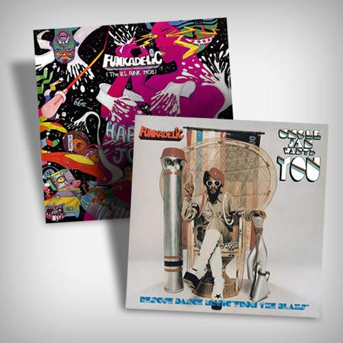 Funkadelic Vinyl Bundle