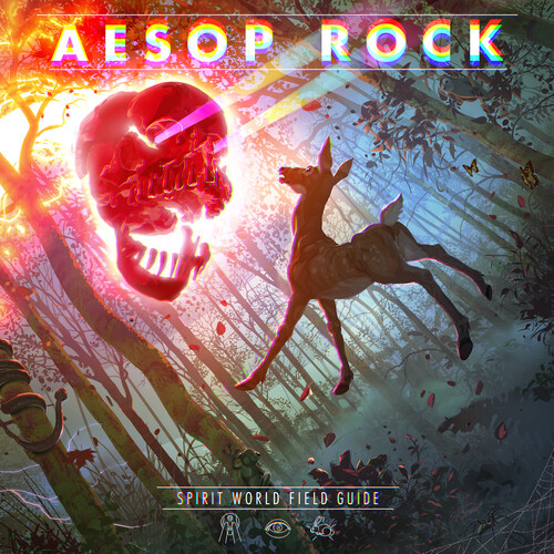 Aesop Rock - Spirit World Field Guide [Ultra Clear LP]