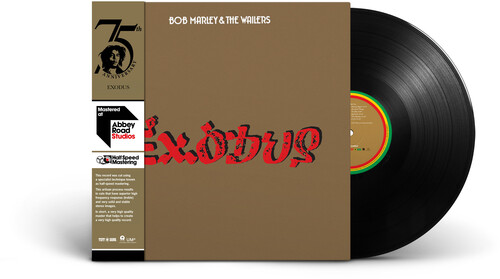 Bob Marley & The Wailers - Exodus: Half-Speed Mastering [LP]