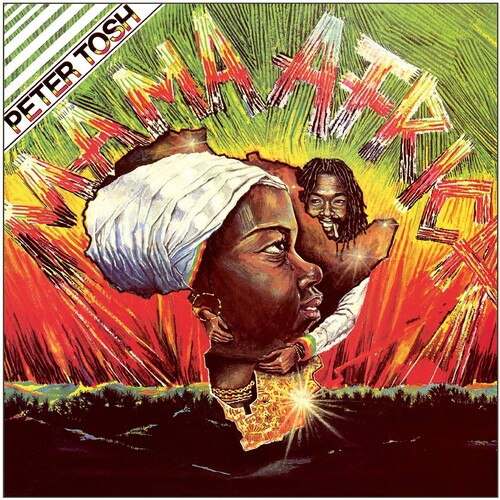 Peter Tosh - Mama Africa [Limited 180-Gram Transparent Green Colored Vinyl]