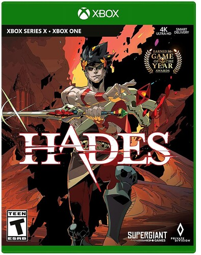 Hades for Xbox One and Xbox Series X