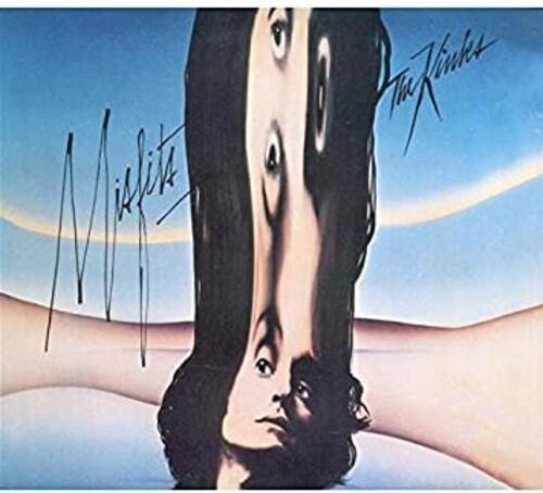 Kinks - Misfits (Audp) (Blue) [Colored Vinyl] (Gate) [Limited Edition] [180 Gram]