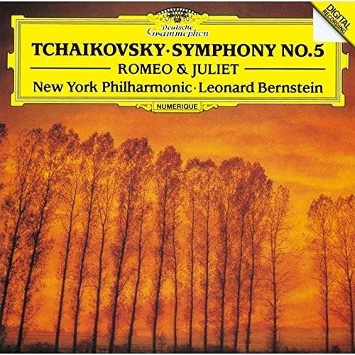 Tchaikovsky: Symphony No.5 /  Romeo & Juliet